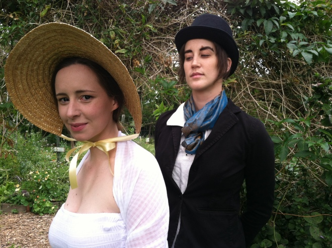 Pride and Prejudice Cosplay
