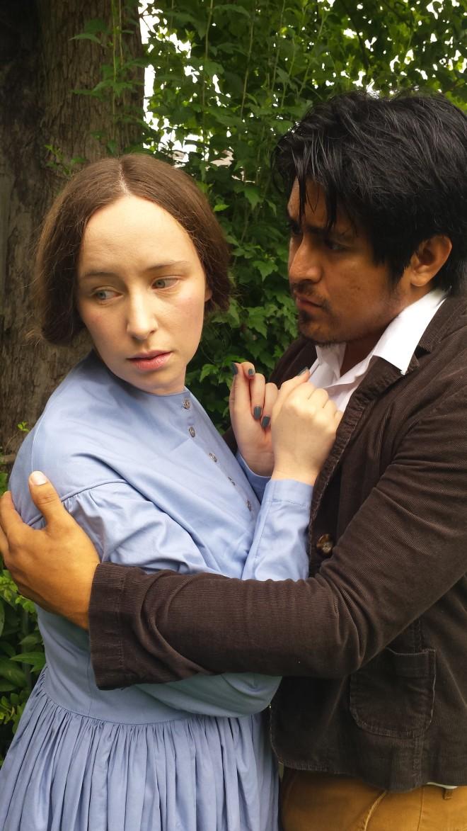 I am no bird; and no net ensares me. Jane Eyre